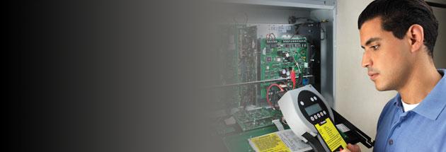 Panel de alarma de fuego Simplex 4100ES para Contratistas