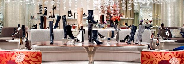 La experiencia con la moda de calzado en Saks Fifth Avenue