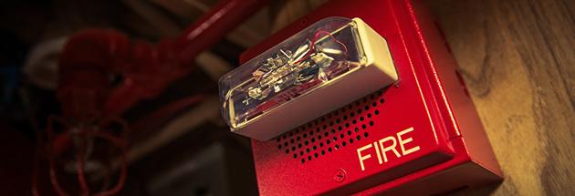 Alarma y Detección de Incendios