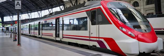 Metro y Tren